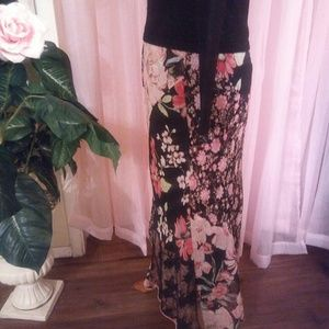 Clio Skirts - Sale! BOGO 50% OFF! Floral Maxi Skirt